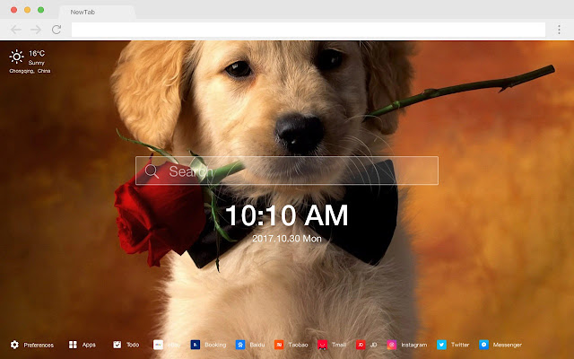 Cute New Tab Page HD Wallpapers Themes