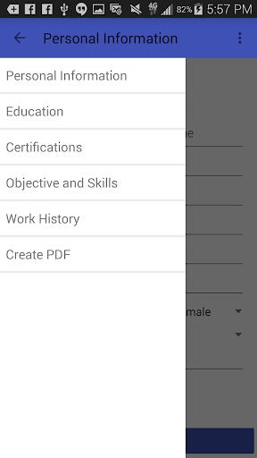 Marketable Resume Builder