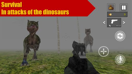 Survival HZD- Dinosaurs Zombie