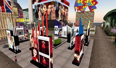 Photo: A Passion for Virtual Fashion, KittyCatS = http://maps.secondlife.com/secondlife/KittyCatS%20SL9B%20BirthdayBash/22/143/23
