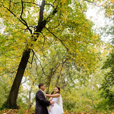 Wedding photographer Vladimir Belyy (len1010). Photo of 27.10.2017