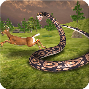 Angry Anaconda 3D 2016 for PC and MAC