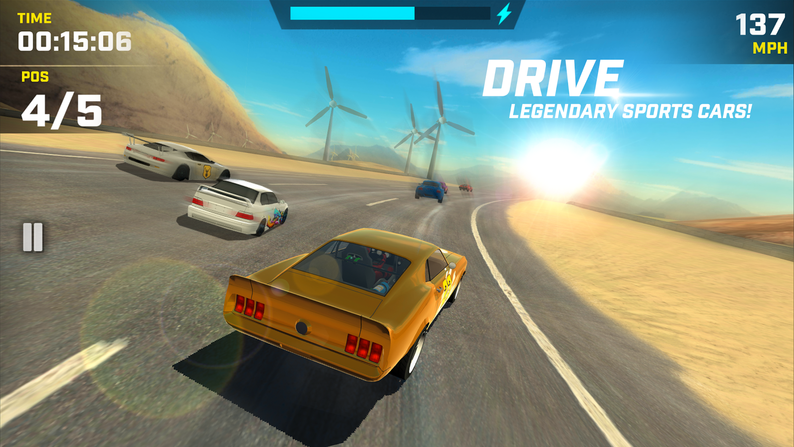 Race Max- screenshot