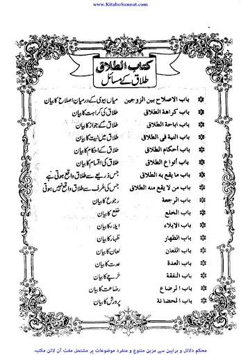 Talaq In Islam:Talaq Ka Anjam screenshot 3