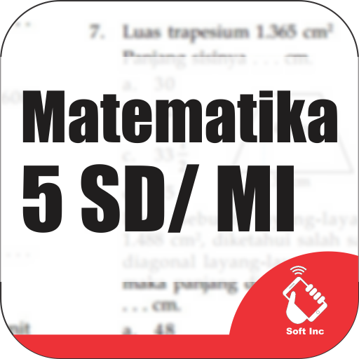 Kelas 5 SD Mapel Matematika app (apk) free download for Android/PC/Windows