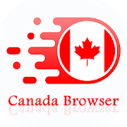 Canada Browser - Fast & Secure Proxy Browser