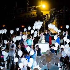 Wedding photographer Simone Infantino (fototino). Photo of 27.10.2017