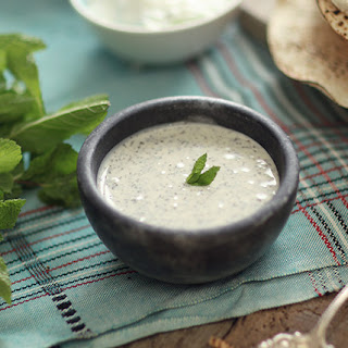 Mint Raita Recipe