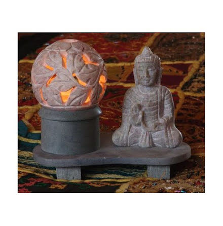 Candle Cute Blessing Buddha