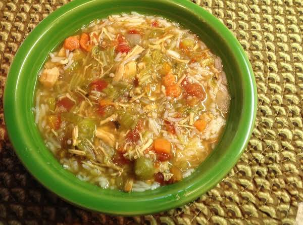 Chicken Gumbo Ya Ya Recipe