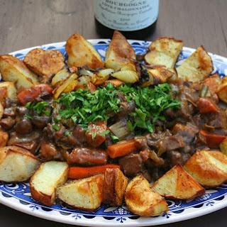 Bœuf Bourguignon Végétalien [Vegan]