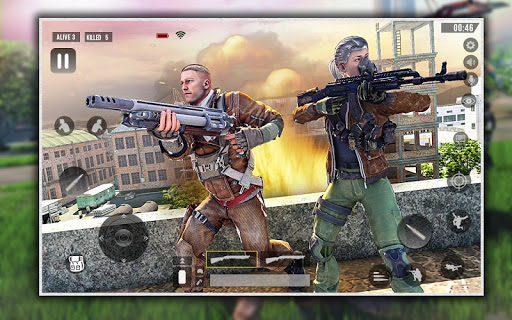 Royale Fort : Nite Mission War Battle Survival 1.1 screenshots 4