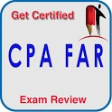 CPA Exam- Financial accounting reporting (FAR) icon