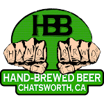Logo for Hand-Brewed Beer