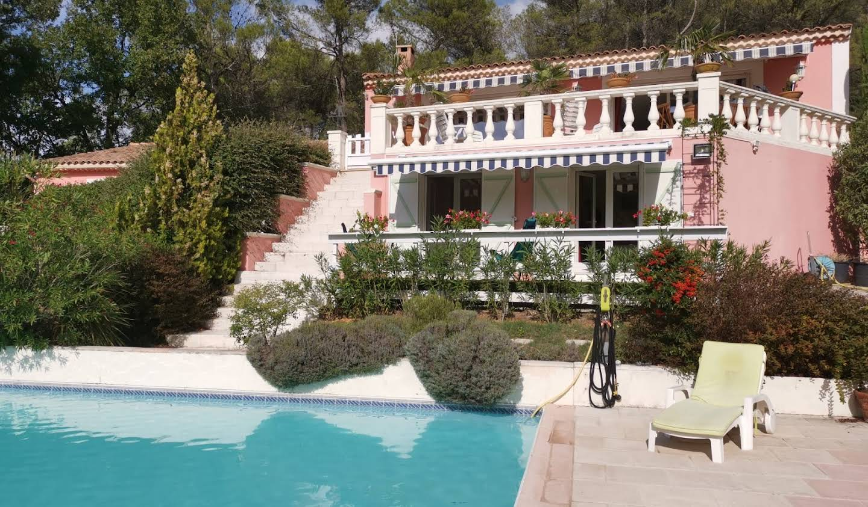 Villa avec piscine Pourcieux