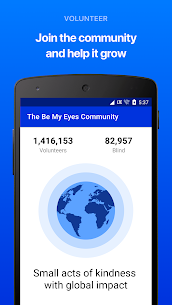 Be My Eyes – Helping the blind 4