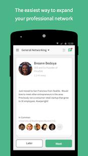 Weave - Local Networking - screenshot thumbnail