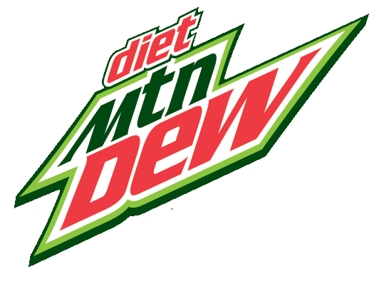 Logo for Diet Mountain Dew