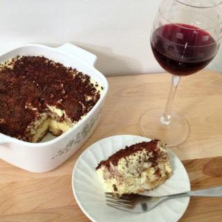 Cabernet Sauvignon Dessert Recipes