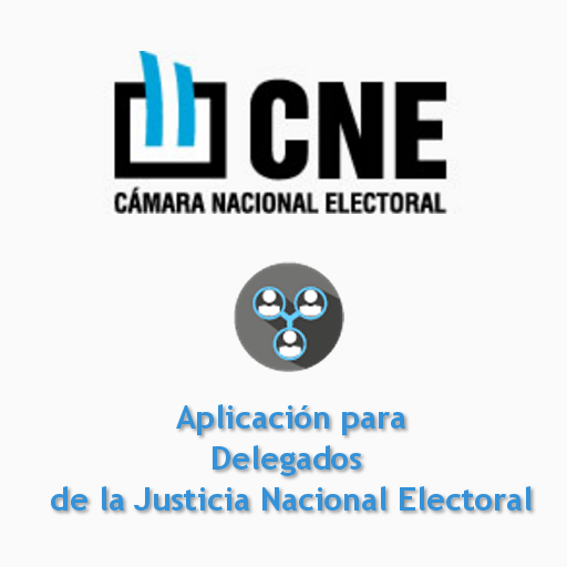 Aplicación para Delegados de la Justicia Electoral