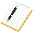 MS Notepad icon