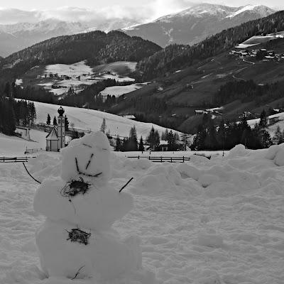 Pupazzo di neve di Elisabetta Caselli