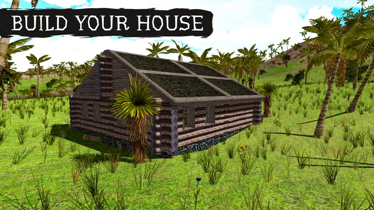 Survival Shelter Building Games