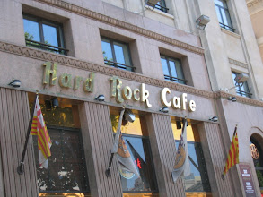 Photo: Hard Rock Cafe