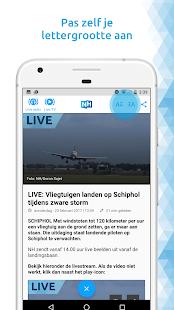 NH Nieuws- screenshot thumbnail