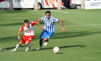 Almería-Málaga, (4º amistoso)