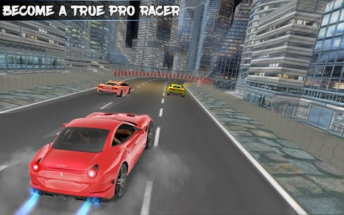 Fast Car Drive Car Racing Game- screenshot thumbnail