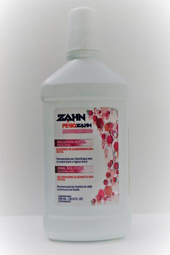 Enjuague Bucal Zahn