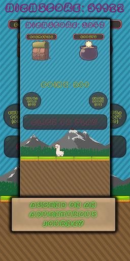 Happy Llama Jump screenshot 9