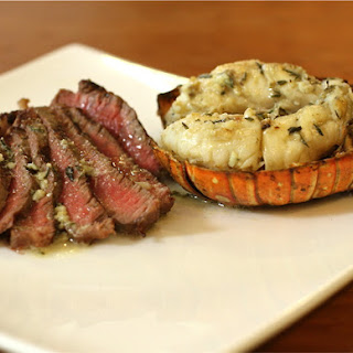 Steak With Lobster Sauce Recipes.