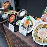 tokyo food in Tokyo, Tokyo, Japan