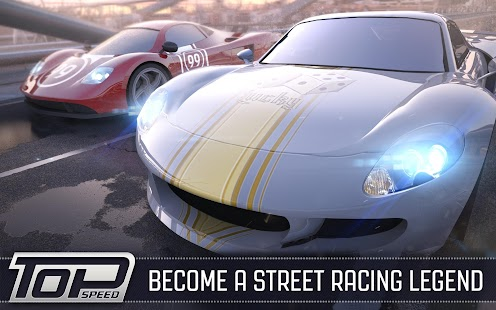 Top Speed: Drag & Fast Racing Screenshot
