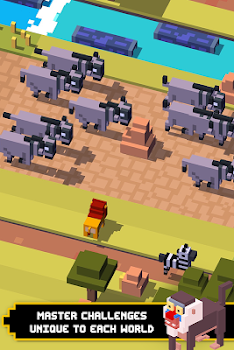 Disney Crossy Road - screenshot
