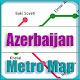 Azerbaijan Metro Map Offline Download for PC Windows 10/8/7