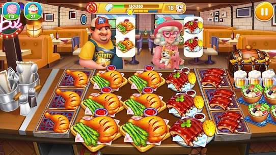Home Master – Cooking Games MOD APK [Unlimited Money] 6