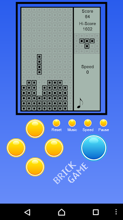Brick Classic - Brick Game 1.24 screenshot 2088507