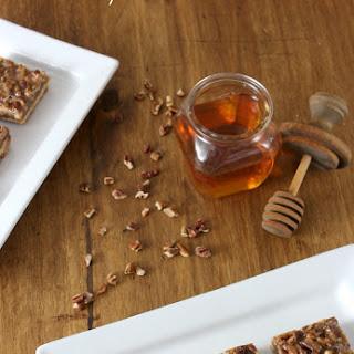 Pecan Bar Honey Recipes