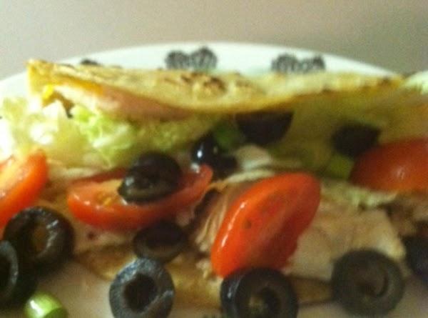 Fresh Mex Chicken Taco's Recipe