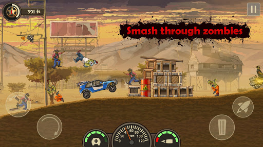 Earn to Die 3 APK MOD screenshots 1