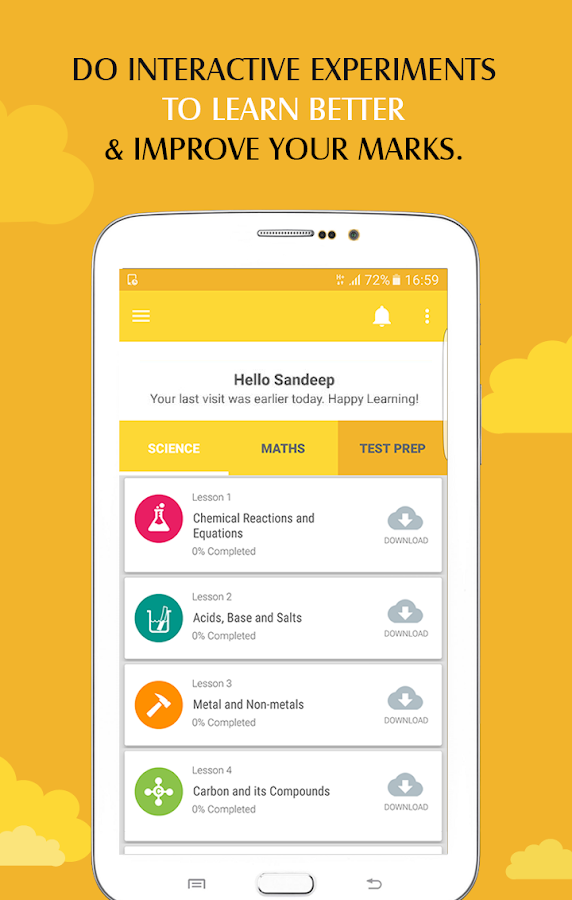 Cbse 10th class science android apps on google play cbse 10th class science screenshot fandeluxe Gallery