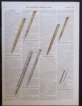 Photo: Advert for Wahl All-Metal Pens and Eversharp pencils  The pens were introduced in the early-mid 1920's although this ad. is from 1925.