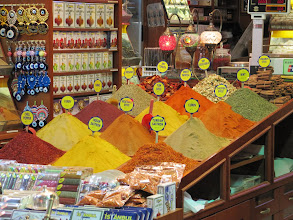 Photo: Day 104 - Spices in the Egyptian Spice Bazaar #2