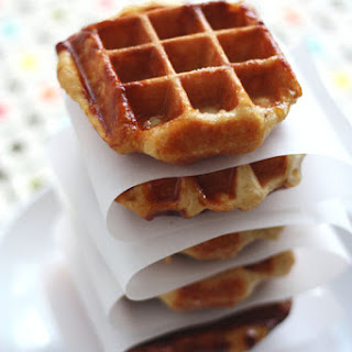 How To Make Authentic Liege Waffles in Six Minutes