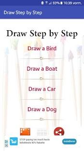 Draw step by step - náhled