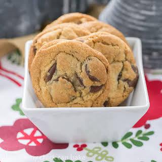 Jacques Torres' Secret Chocolate Chip Cookies.