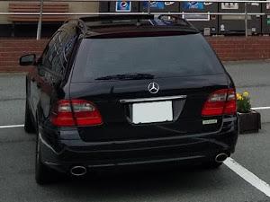 Eクラス ステーションワゴン W211のカスタム事例画像 たーやんさんの2020年05月31日20:46の投稿